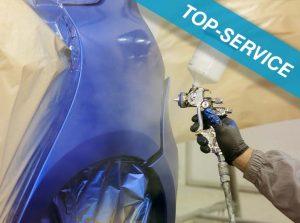 Spot Repair, Top-Service
